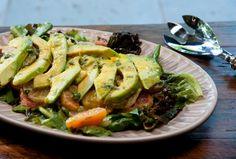 Salada cítrica de abacate - Receitas da Carolina - Programas - GNT