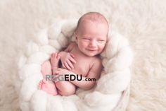 Learn how to create images like this from the Ultimate Guide For Newborn Photography on sale at http://rggedu.com/products/newborn-photography  Photo ©Stephanie Cotta Photography