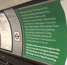 Office Gossip, I Hate Everything, Weird Plants, Receptionist, Meanwhile In, London Underground, Back To Work, Jokes, Take That