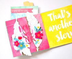 Mini album scrapbooking - Better Together collection