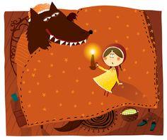 Little Red Riding Hood - Violeta Dabija