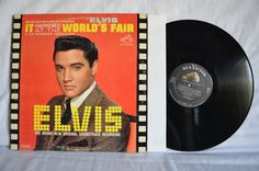 Elvis Presley It Happened at the Worlds Fair by FloridaFinders, $55.00