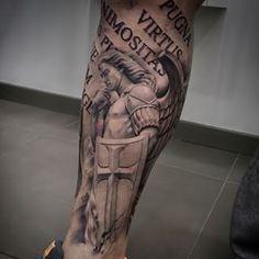 arcangel gabriel tatuaje - Buscar con Google