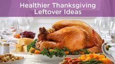 Make thanksgiving leftovers healthier | UPMC Health Plan