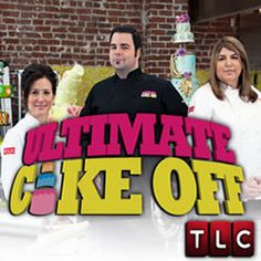 ULTIMATE CAKE-OFF...Love this show!! <3
