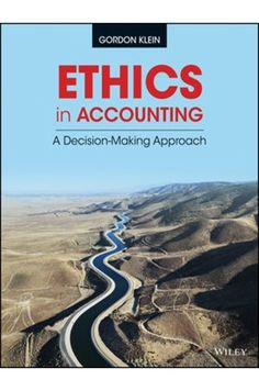 Title solution manual for accounting text and cases 13th edition by ethics in accounting a decision making approach 1st edition test bank klein fandeluxe Gallery