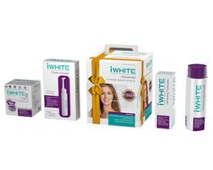 IWHITE INSTANT TEETH WHITENING ADVANCED KIT RRP: £88.80 | Now £65.00 http://tidd.ly/56de52d3