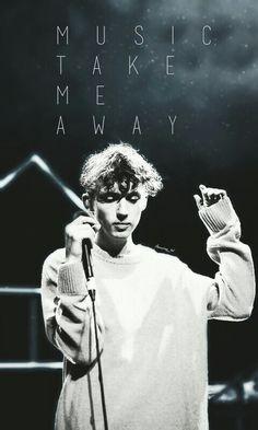 #TroyeSivan #Baby #Sing #Fondodepantalla Take Me Away