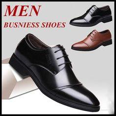4e8c99d0b9504 Hommes Oxford Chaussures New Fashion Chaussures en cuir souple pour les  hommes Low Top Causal Flats