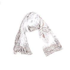 Girlie-Stuff | shawl wit