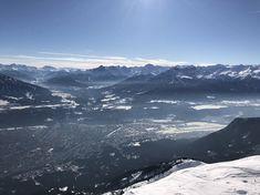 Nejkrásnější místa pro zimní sportovní aktivity   Places to go... The most beautiful winter hiking tours...  #superlifecz #winter #sports #zen #snow #apps     Lubka Skubka - Hafelekarspitze