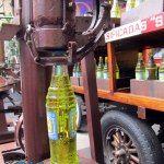 "Antigua máquina coronadora.  Old ""coronadora"" machine.  Photo credit, placeOK"