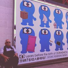#2D #Dad & #Doraemon - @nugikusman- #webstagram