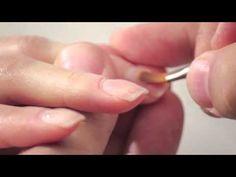 Graphite Glitter Press Part 1: Young Nails