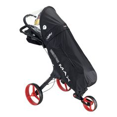 Protect your golf bag and clubs from the rain within seconds with this hiqh quality golf accessory iDry raincover by Big Max!