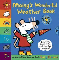 Walker Books - Maisy's Wonderful Weather Book