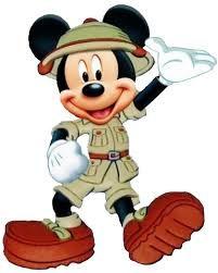 Mickey Mouse Safari 4