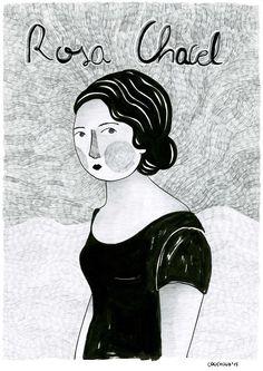 Isabel Couchoud Bataller on Behance