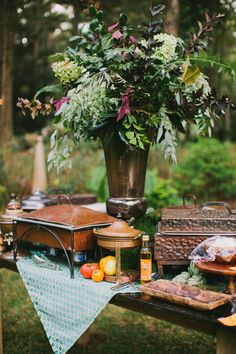 pretty catering | Paige Reaux #wedding