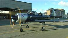 Sur les pistes de l'aérodrome de Saint-Hubert, curieux et passionnés se sont retrouvés à l'occasion de l'aéro-vintage. Au programme : vols d'initiation et exposition d'anciens avions.