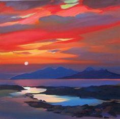 Pam Carter Artist Online Shop | Buy Prints & Paintings of Scottish Landscapes