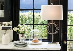 Shop Arteriors' eclectic collection of luxury lighting, furniture and accessory designs and decor, including artisan lamps, luxury chandeliers and designer upholstered seating. Flat Interior, Interior Styling, Interior Design, Luxury Chandelier, Luxury Lighting, Kitchen Vignettes, Windsor Smith, Decoration, Modern Design