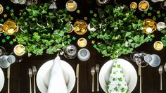 St. Patrick's Day Decorations for a Sham-Rockin' Party | Martha Stewart