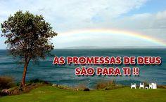 As promessas de Deus não passam não ! Ele continua Fiel ! Se Ele Prometeu Cumprirá ! #QuemTemPromessasDeDeus #NãoDesisteNão #AbrãoPaiDaFé #Promessas Vão se cumprir Amém