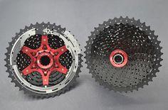 [Visit to Buy] SunRace CSMX3 11-40T / 11-42T 10 Speed MTB Bike Cassette Freewheel Wide Ratio bicycle mtb freewheel Cassette 11-40T/11-42T #Advertisement
