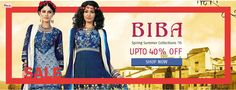 Upto 40% OFF On Ethnic Wear Till 30th August'15