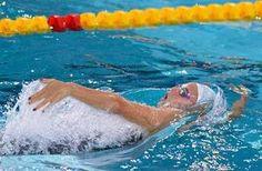 Natation - Championnat d'Europe - Laure Manaudou