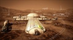 Mars Artists Community: Bryan Versteeg: Spacehabs.com