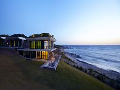 Following his art-festooned Estancia Vik near Uruguay's exclusive José Ignacio beach resort, Norwegian-born financier Alex Vik has picked a prime shoreline site in the village itself for Playa Vik. Designed by Uruguayan architect Carlos Ott, the beach hotel contrasts startlingly with José Ignacio's modest, whitewashed cottages: Six light-filled two- and three-bedroom casitas, walled in glass and roofed with sea grasses, surround a titanium-and-glass main building. There you'll find an…