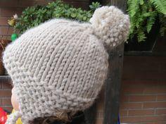 Diy Crafts - Knitting Toys For Boys Scarfs Ideas - Diy Crafts - Marecipe Baby Hat Knitting Pattern, Baby Hats Knitting, Knitting For Kids, Knitting Patterns Free, Knitted Hats, Crochet Patterns, Knitting Toys, Diy Crafts Knitting, Knitting Projects