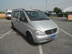 Mercedes-Benz Vito mixto a 10.500 Euro | Transporter | 200.000 km | Diesel | 80 Kw (109 Cv) | 09/2005