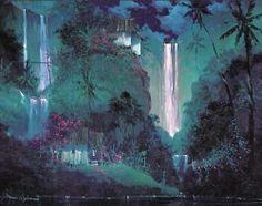Garden Light  ~ James Coleman