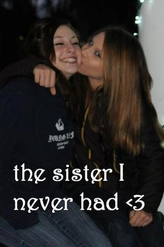 She's Not My Sister, But She's Family! Love My Cousin!
