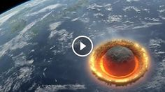 Earth was born as a result of repeated asteroid collisions, the moon was created by a single giant impact event. Then, Earth's size attracted huge meteorites, which slammed into it, causing super-high-temperature rock vapour to cover the entire surface and evaporate all ocean water. The earliest life-forms survived such infernal events by escaping deep into the ground, miraculously emerging again and again. The Earth has gone through innumerable catastrophic events, and life has survived by…