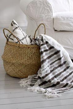 Home & Living: Uashmama i ryżu kosze NOWE Home & Living