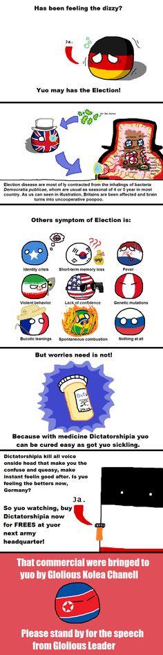 Polandball #hilarious
