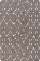 Delicate, sophisticated lattice pattern rugs with colors specifically chosen to coordinate with today's home furnishing trends. The creator Jill Rosenwald is the top designer known for beautifully colored, hand-made ceramics. The Fallon's pattern and the hand woven flat weave construction beautifully combine to highlight its simplicity and sophistication.