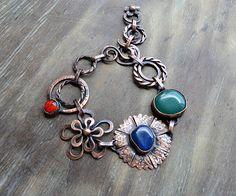 Jewelry transformer  a necklace hand bracelet foot