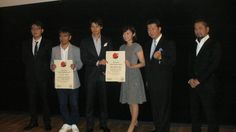 "When The Sun Falls By Director Yuji Kakizaki - Best Short Film Award - Norman The Snowman Short Film Directed By Takeshi Yashiro - Best Audience Award - LA EigaFest 2014 - @LAEigaFest -  http://www.laeigafest.com/ - https://www.facebook.com/LAEigaFest - Conferences, Film Festivals & Press Events (2014) - FuTurXTV & Funk Gumbo Radio: http://www.live365.com/stations/sirhobson and ""Like"" us at: https://www.facebook.com"