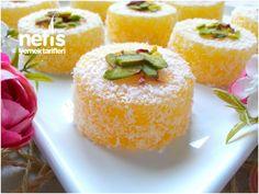 4 Malzemeli Portakallı Lokum Granola, Cheesecake, Food And Drink, Pudding, Sweets, Desserts, Recipes, Kuchen, Cheesecakes