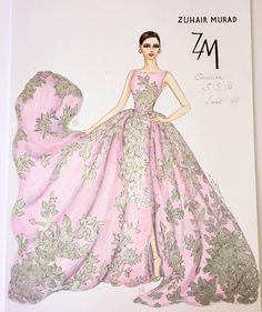 Fashion Design Sketches Hair 68 Ideas For 2019 Fashion Drawing Dresses, Fashion Illustration Dresses, Fashion Illustrations, Fashion Design Drawings, Fashion Sketches, Mode Hollywood, Arte Fashion, Illustration Mode, Dress Sketches