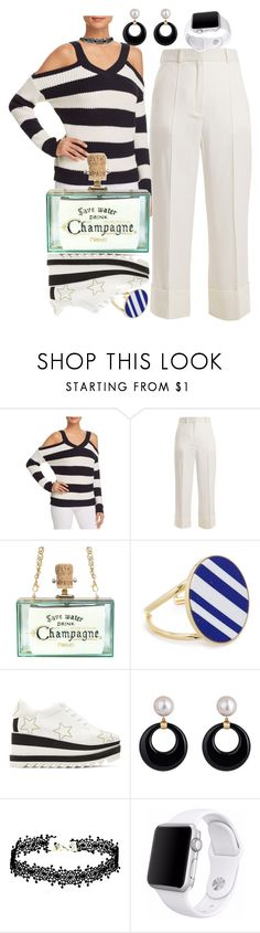 """""""Summer Time and the Styling is Easy!"""" by shirley-degannes ❤ liked on Polyvore featuring Vero Moda, Racil, Joanna Laura Constantine, STELLA McCARTNEY and Apple"""