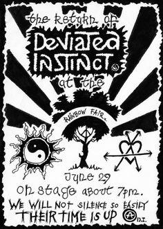 deviated instinct