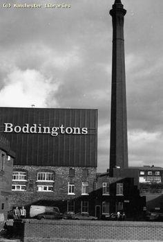Boddingtons Manchester Brewery