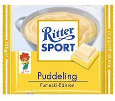 Ritter Sport Fake Sorte - Pumuckl Puddeling