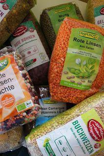 Vegan ohne Soja: Einweich- und Kochzeiten für Getreide und Hülsenfr...